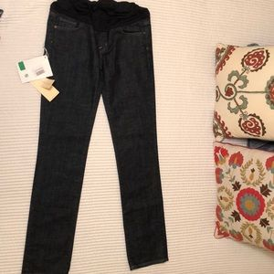 NWT Citizens of Humanity maternity jeans straight
